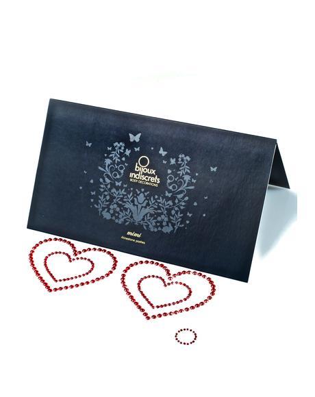 Mimi Heart Skin Jewelry