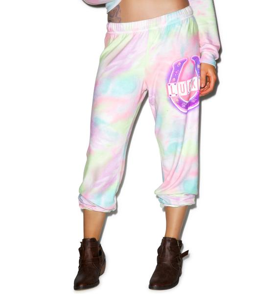 Lauren Moshi Lucky Sweatpants