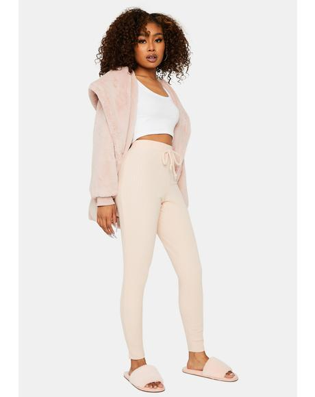 Blush My Own Way High Waist Leggings