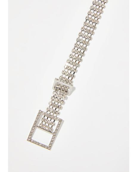 Diamond Distrikt Buckle Choker