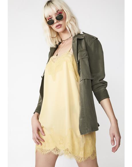 Sunny Minefield Slip Dress