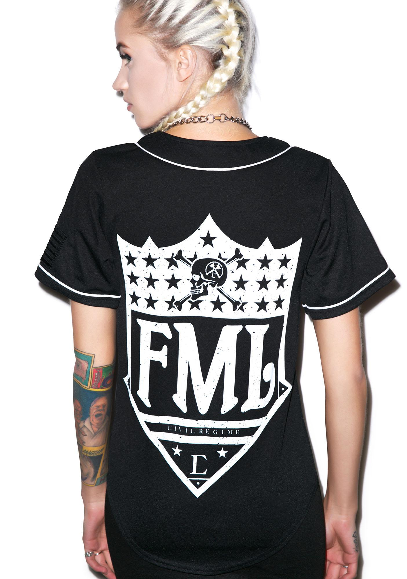 Civil Clothing FML Home Run Jersey