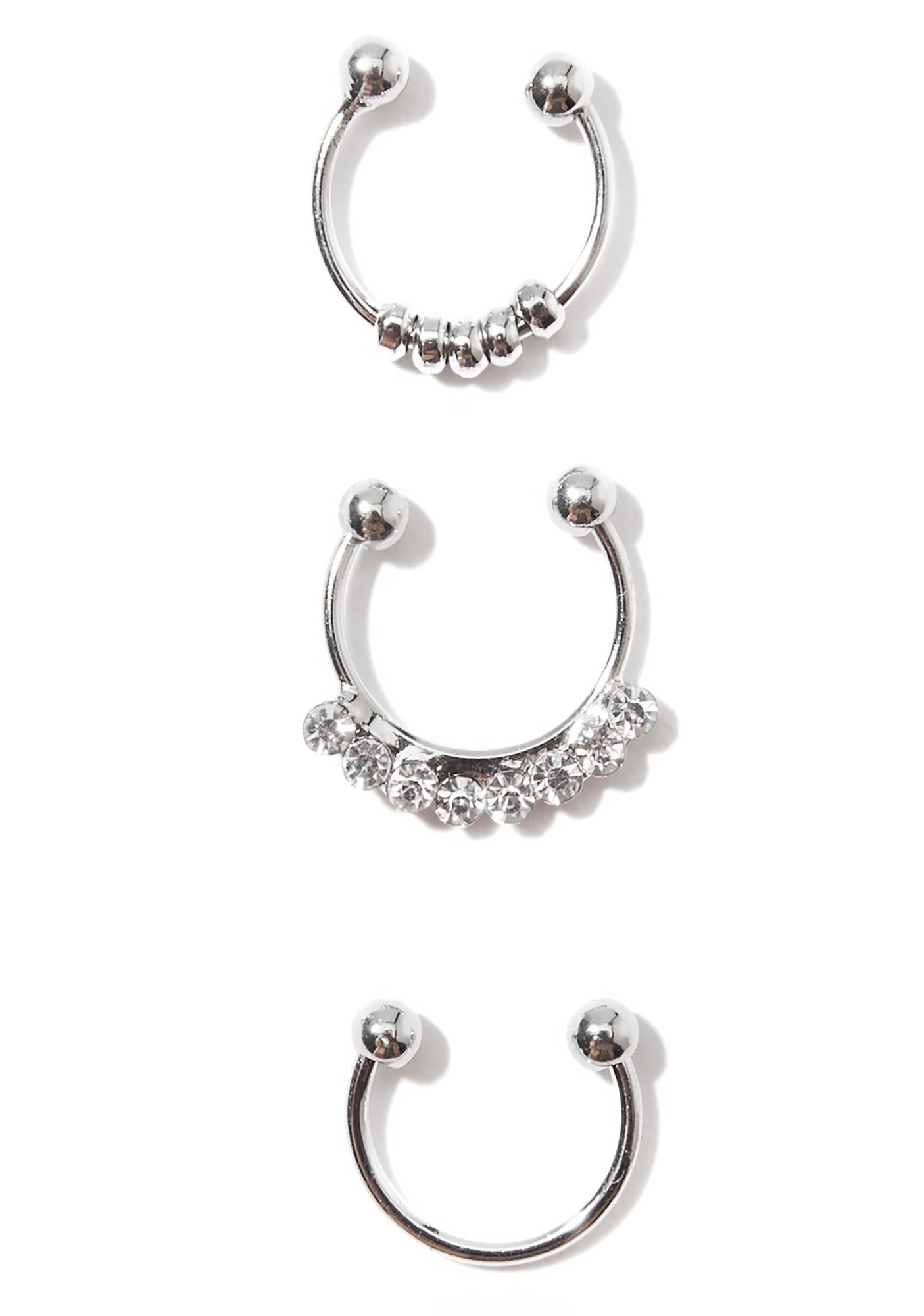 Nose Ring Set