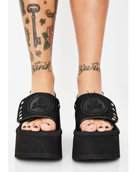 Funn Platform Sandals
