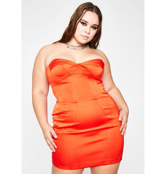 Major Diva Desire Mini Dress