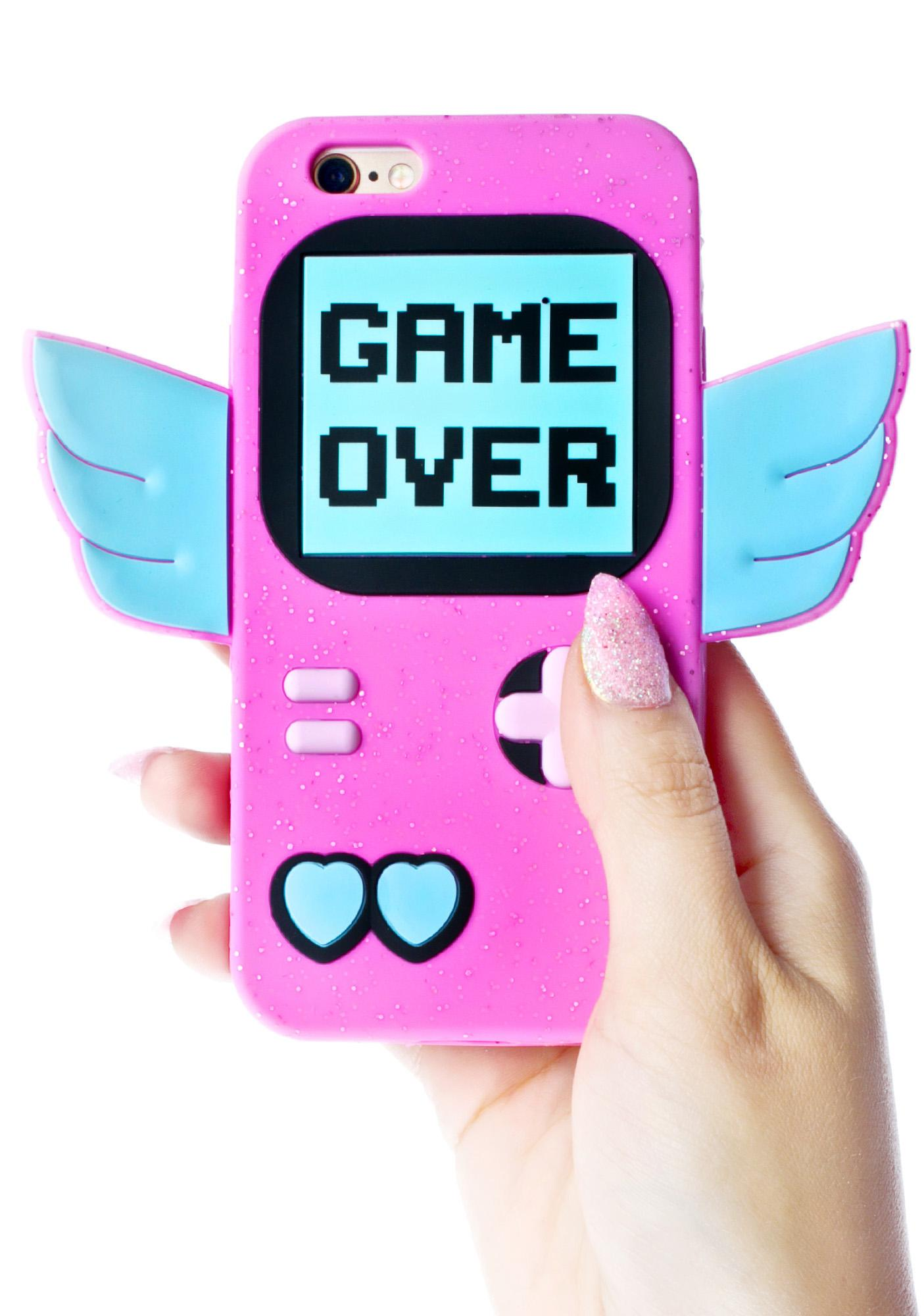 Skinnydip Game Over iPhone 6/6S Case