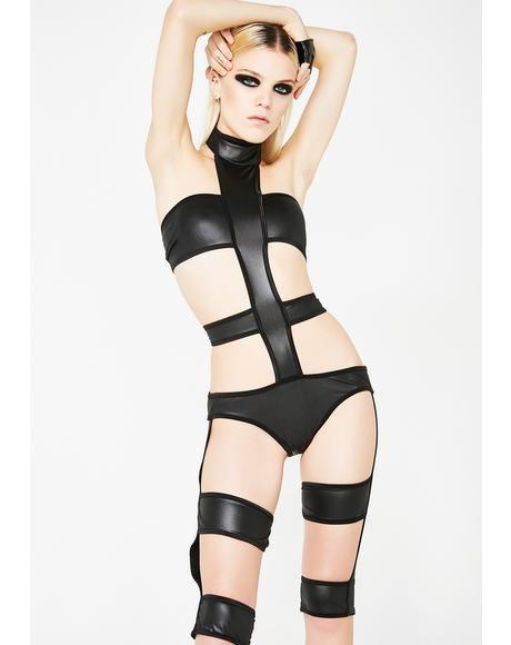 Dark Exx Element Bodysuit