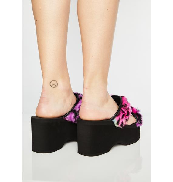 Rocket Dog Lana Dream Leopard Sandals