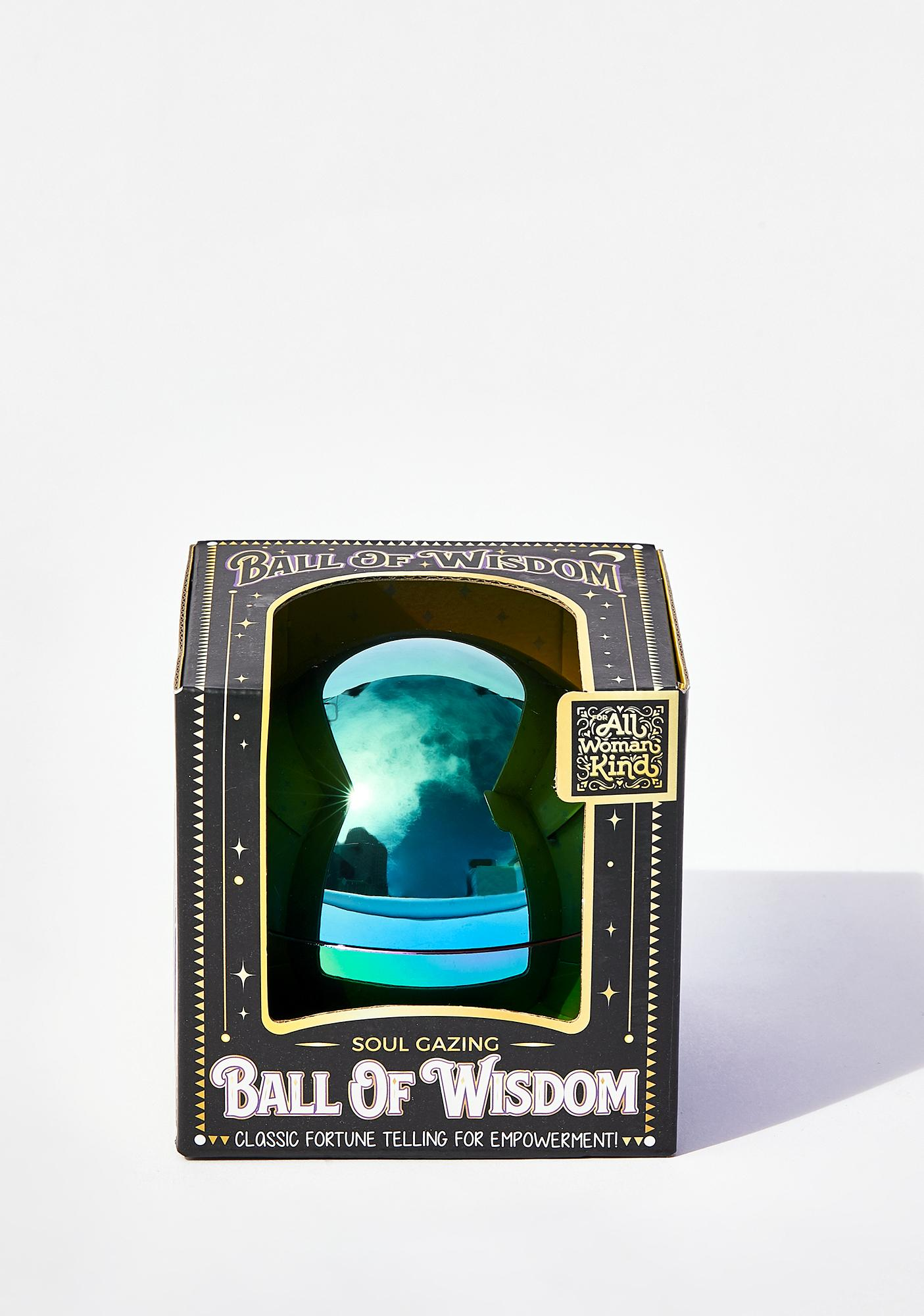 Fortune Telling Ball Of Wisdom