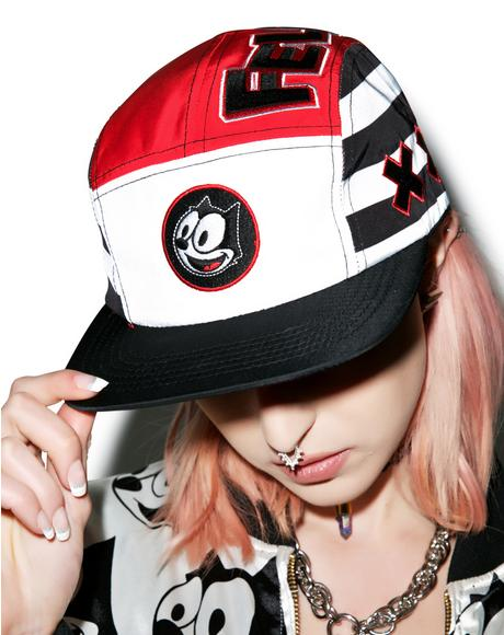 Felix Color Block Cap