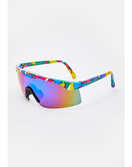 Maxi Shield Sunglasses