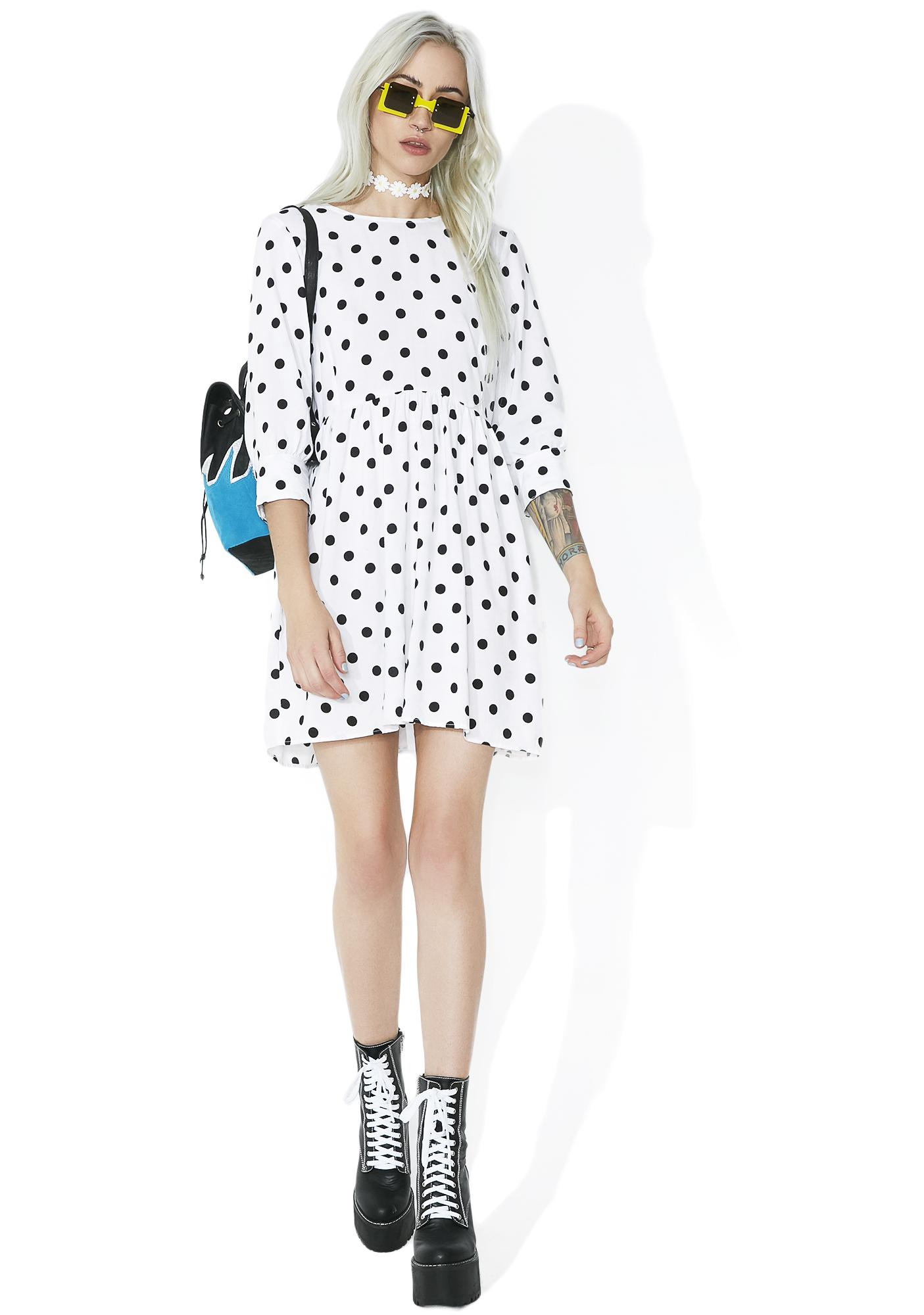 Motel Chimala Smock Dress