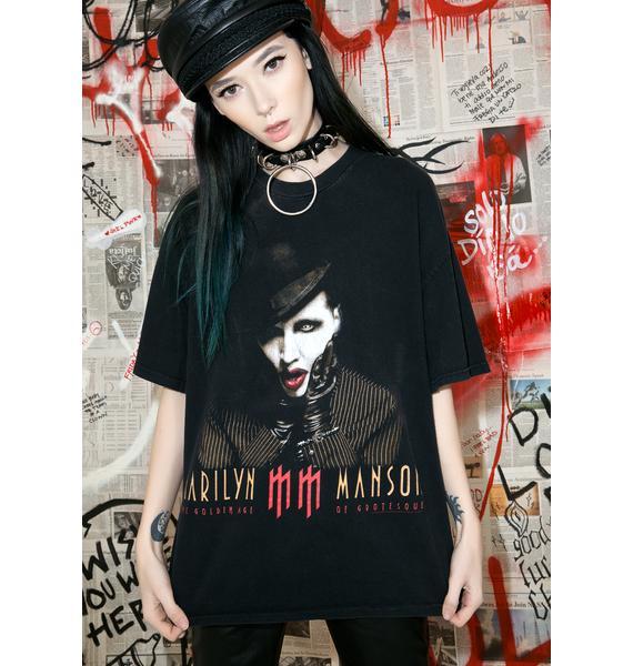 Vintage Marilyn Manson Album Tee