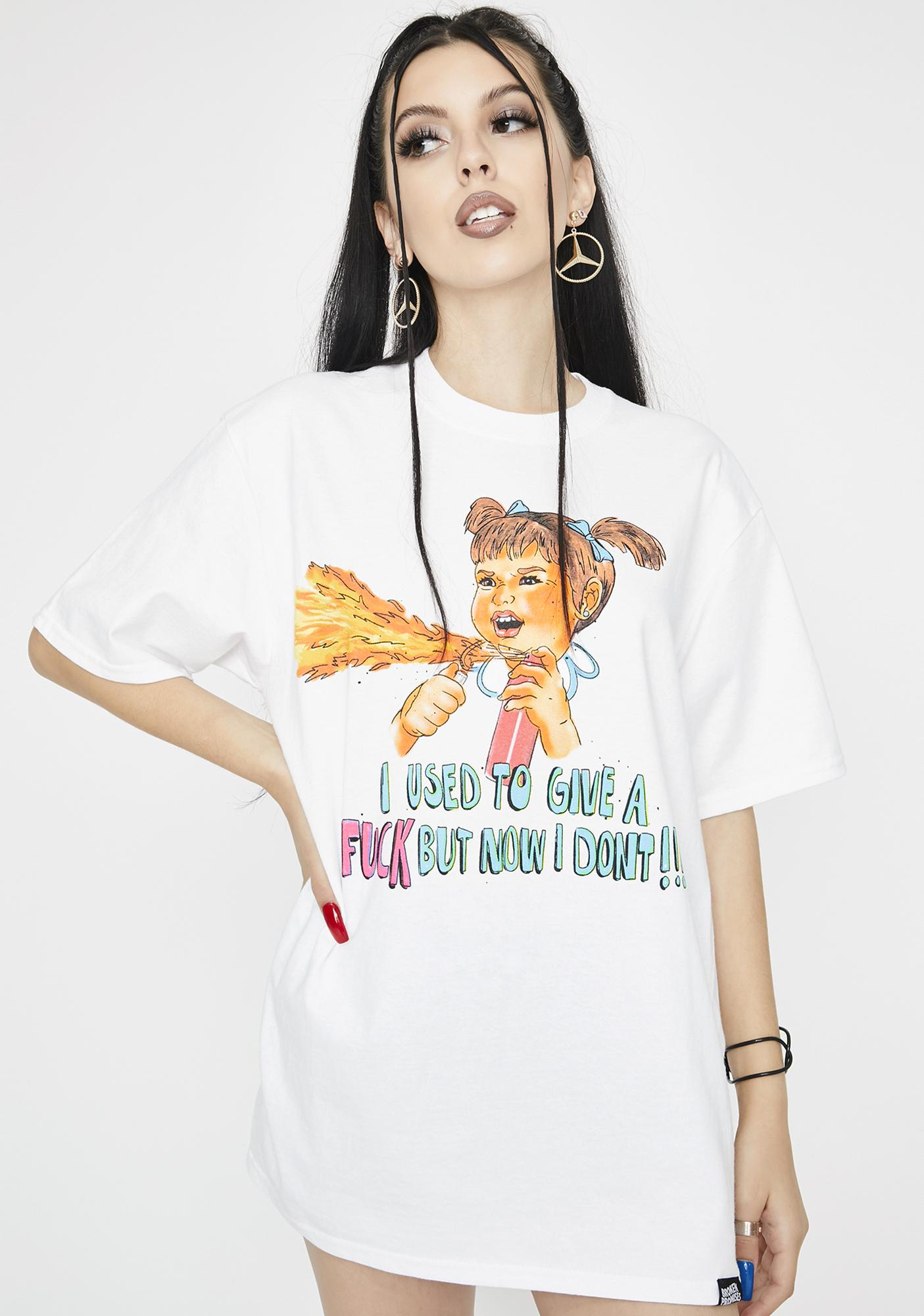BROKEN PROMISES CO Problem Child Graphic Tee
