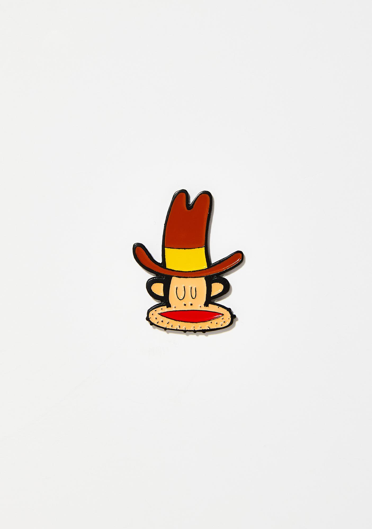 Paul Frank Julius Cactus Pin
