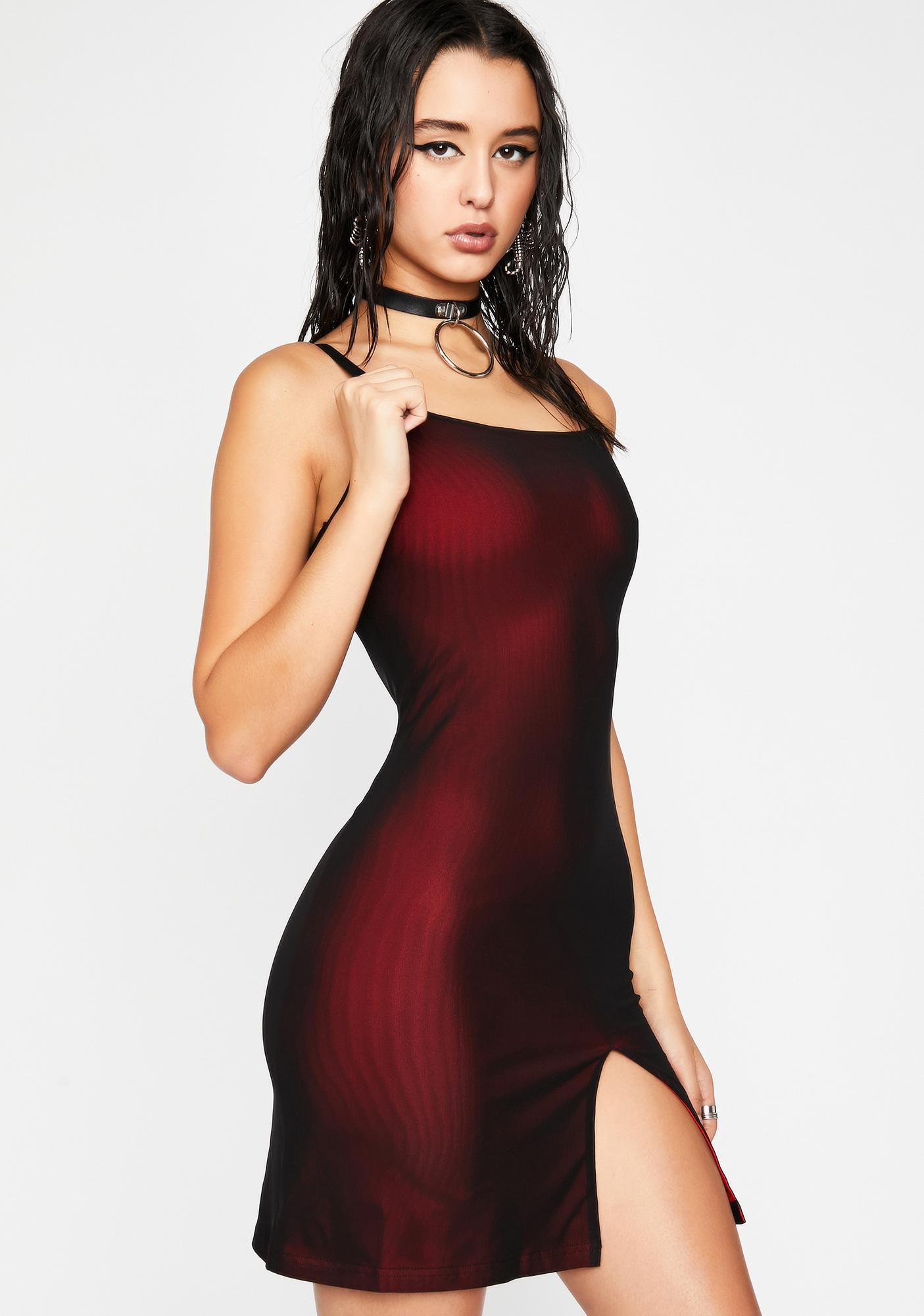 HOROSCOPEZ Know My Worth Slip Dress