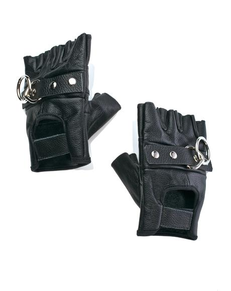 Hitman Fingerless Gloves