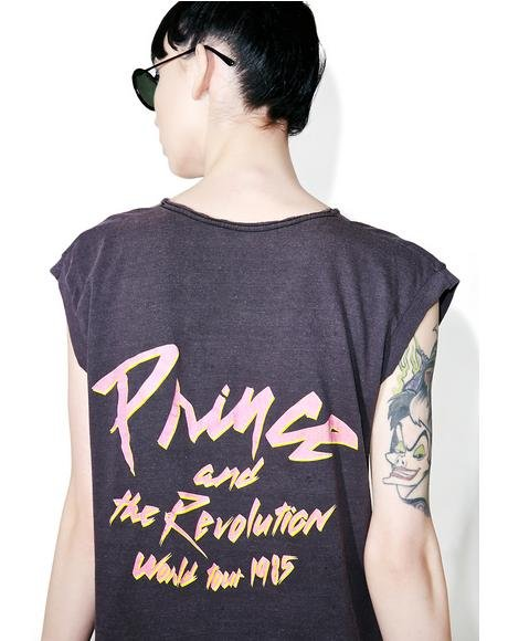 Vintage Prince And The Revolution '85 Tour Tank