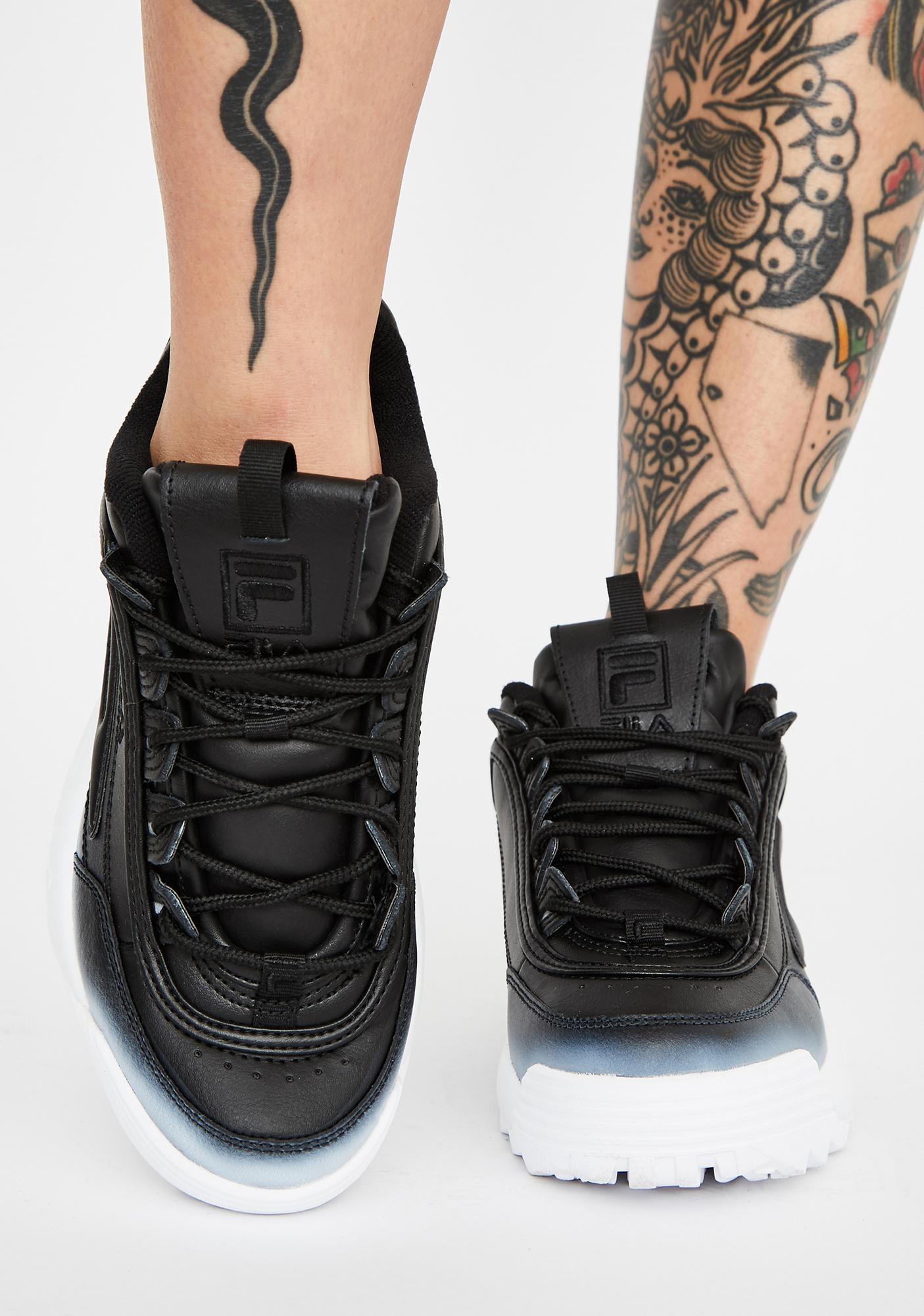 Fila Disruptor 2 Fade Sneakers