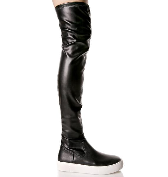 J Slides Petra Tall Stretch Boots