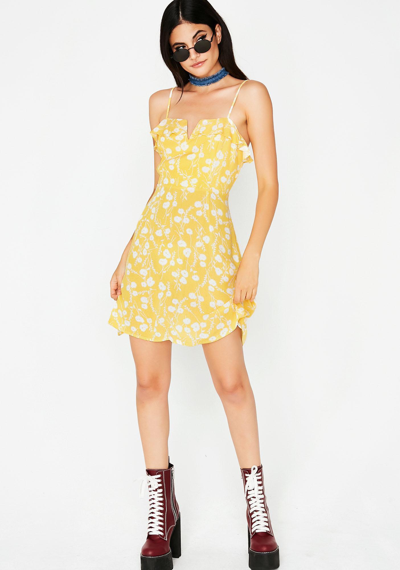Sweet N' Sassy Sundress