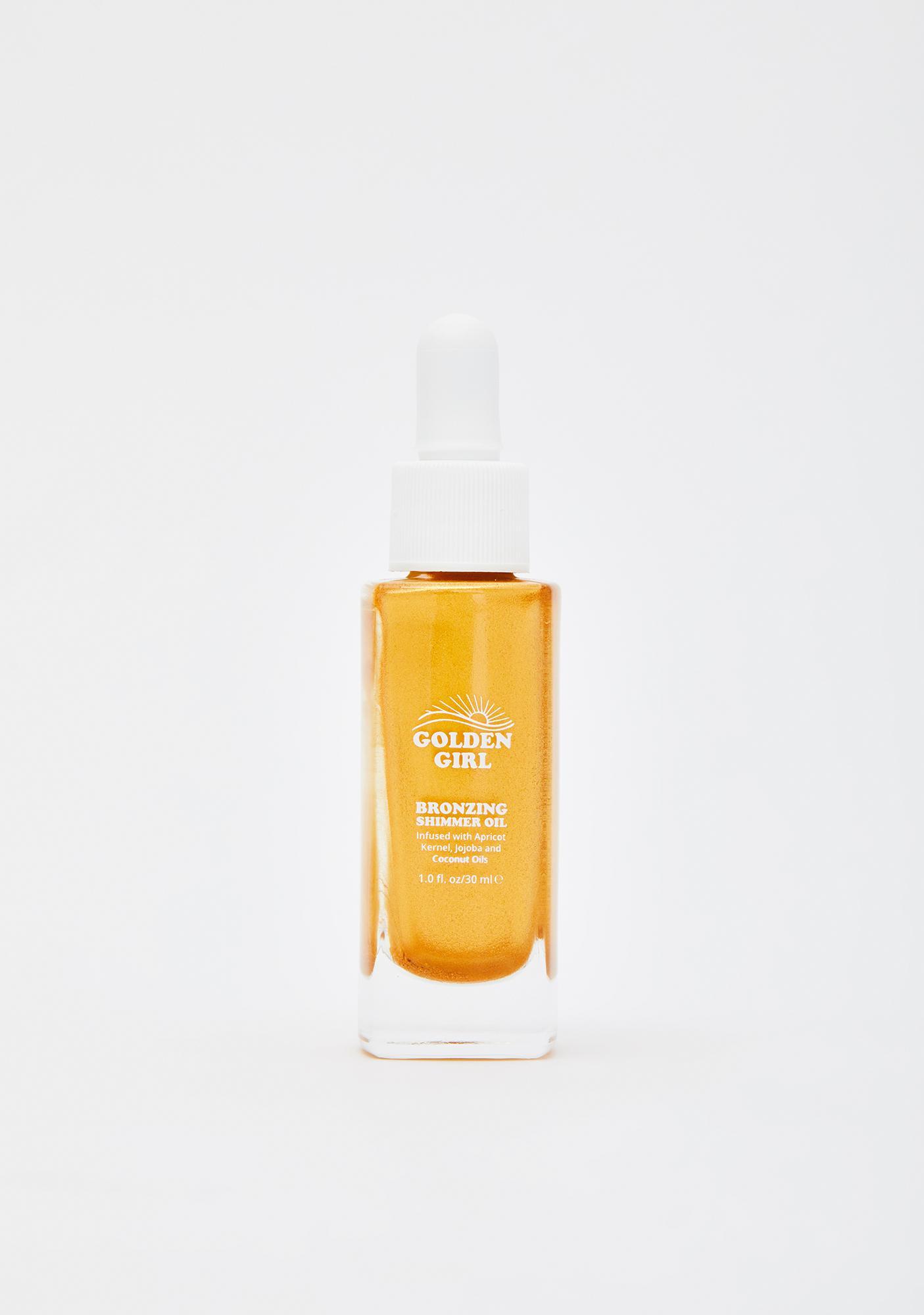 Lavender Stardust Golden Girl Bronzing Shimmer Oil