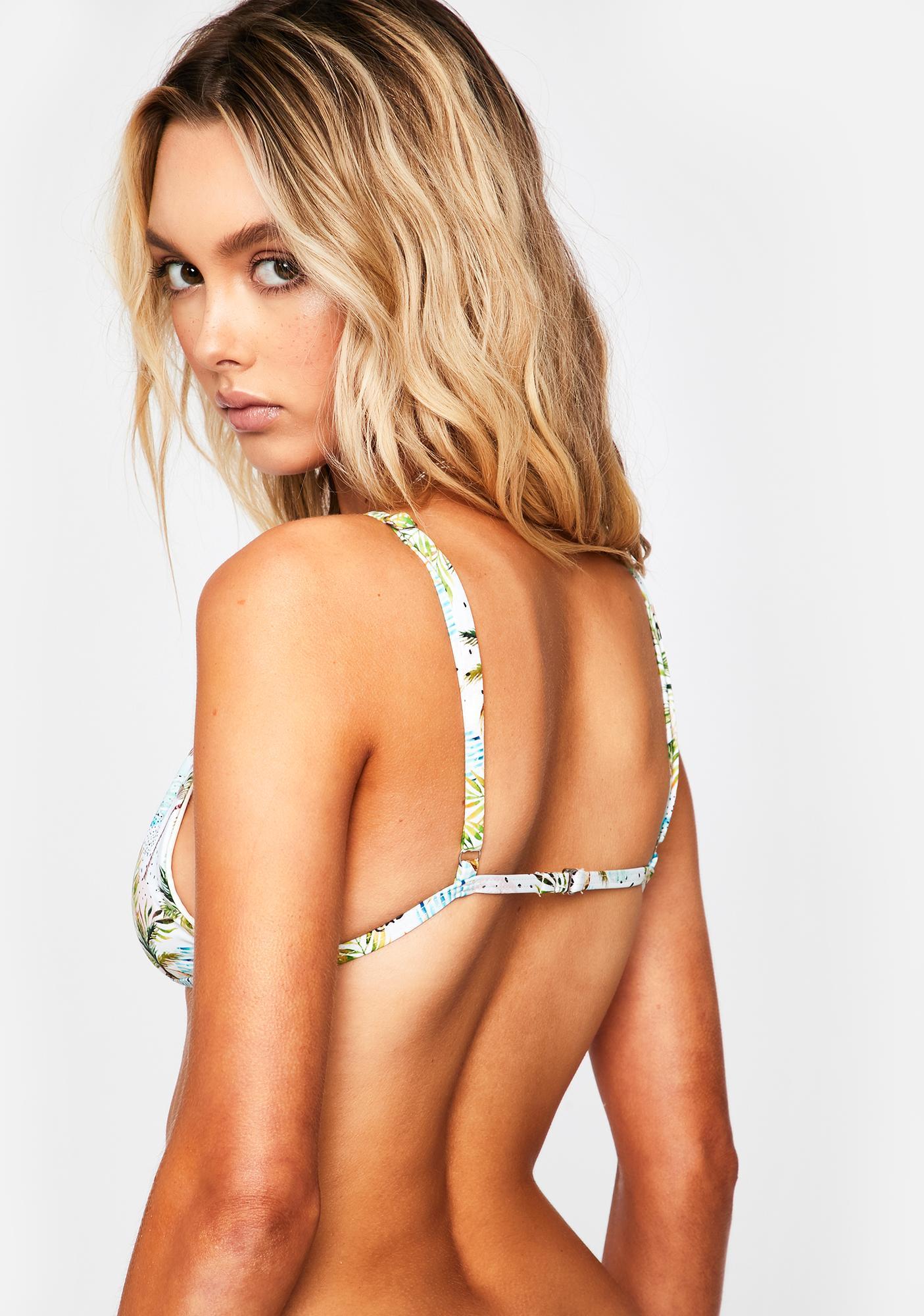 Dippin' Daisy's Ibiza Summer Playa Bikini Top