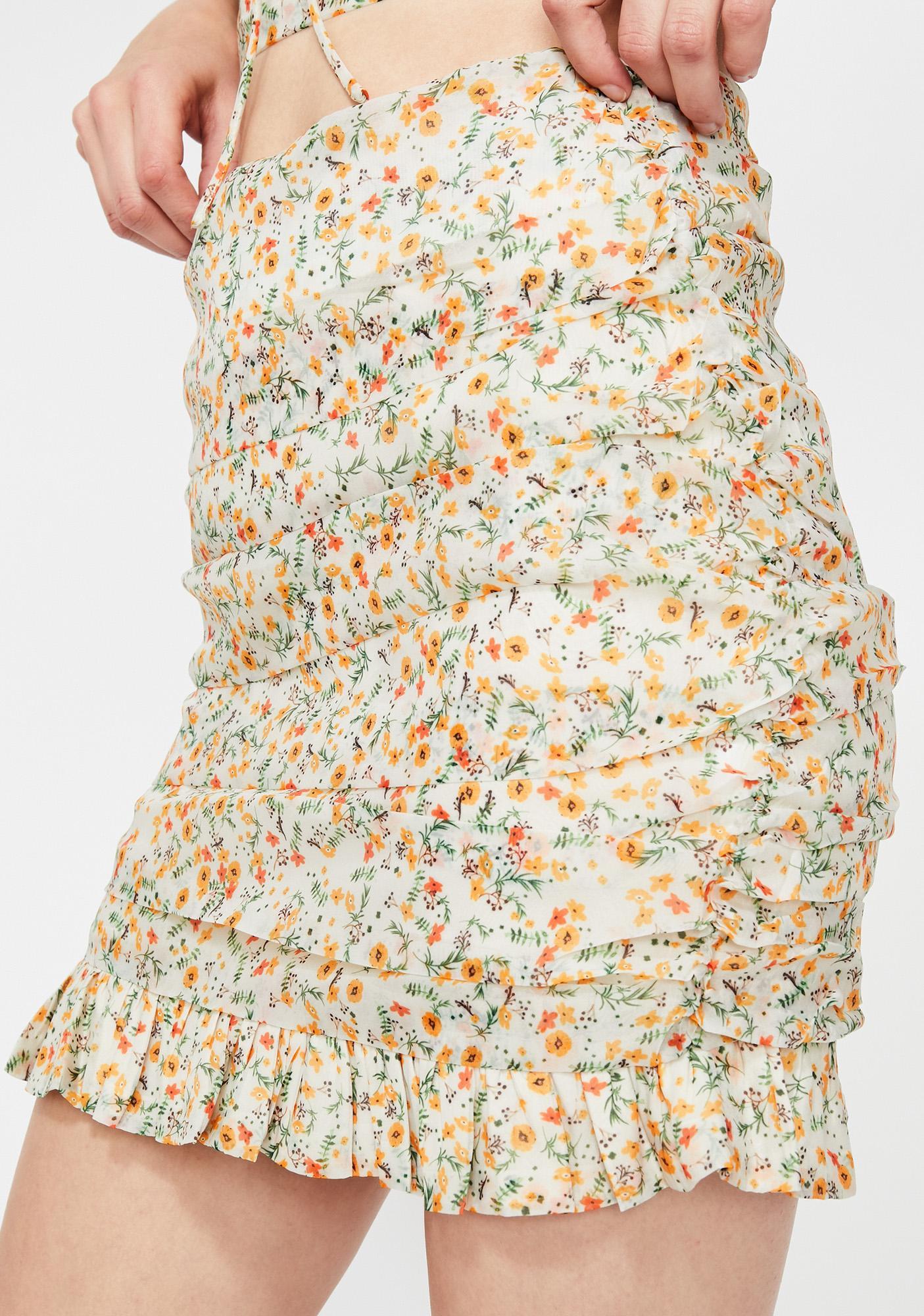 Prairie Princess Mini Skirt