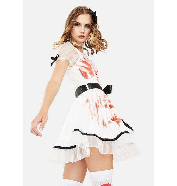 Dolls Kill Spirit Possessed Doll Costume