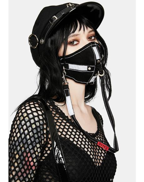 Reflector Face Mask