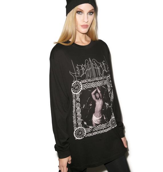 Long Clothing Death Face Long Sleeve