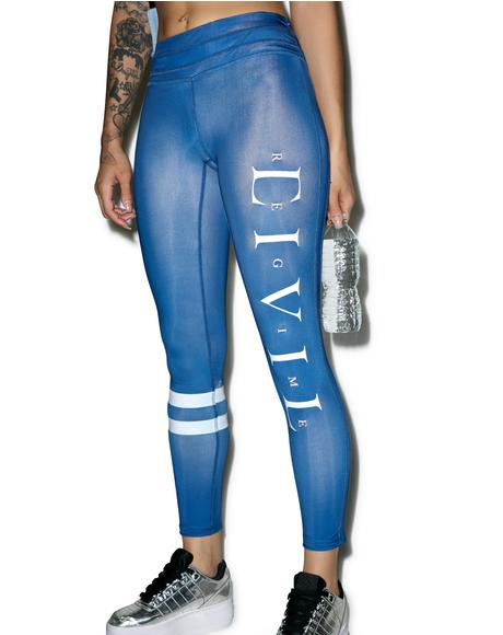 Civil Regime Leggings