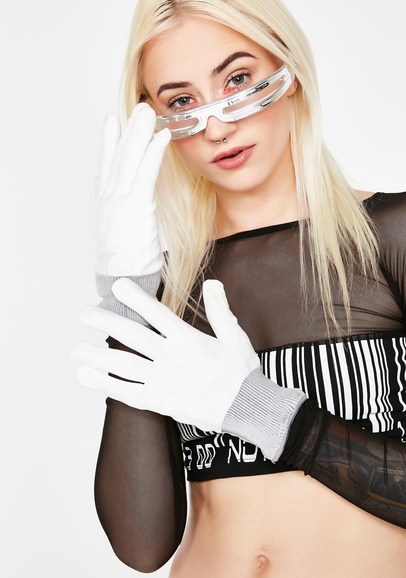 Cyberdog LED Fibre Gloves