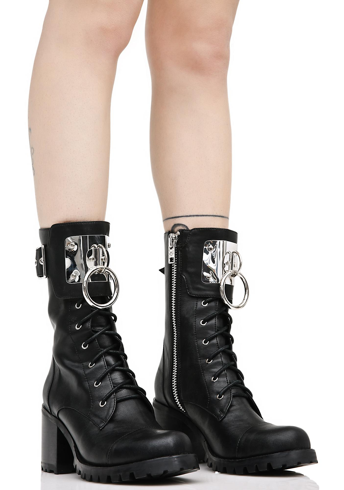 Current Mood Armory O-Ring Boots