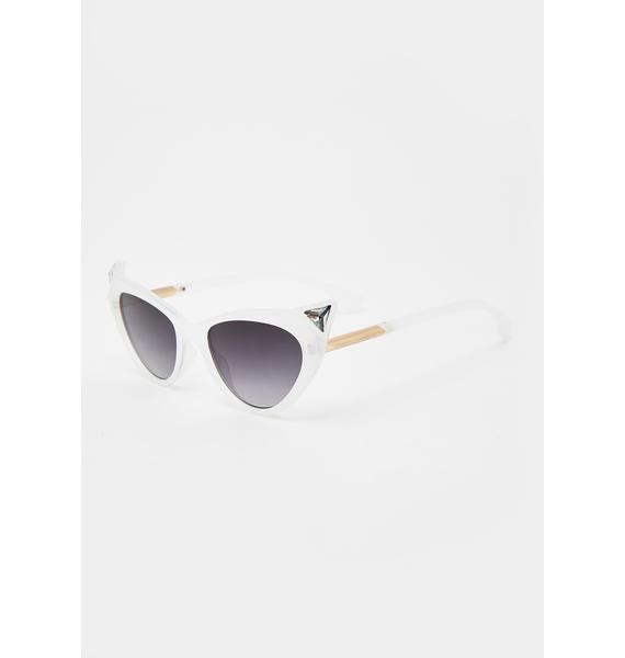 Basic Baller Cat Eye Sunglasses