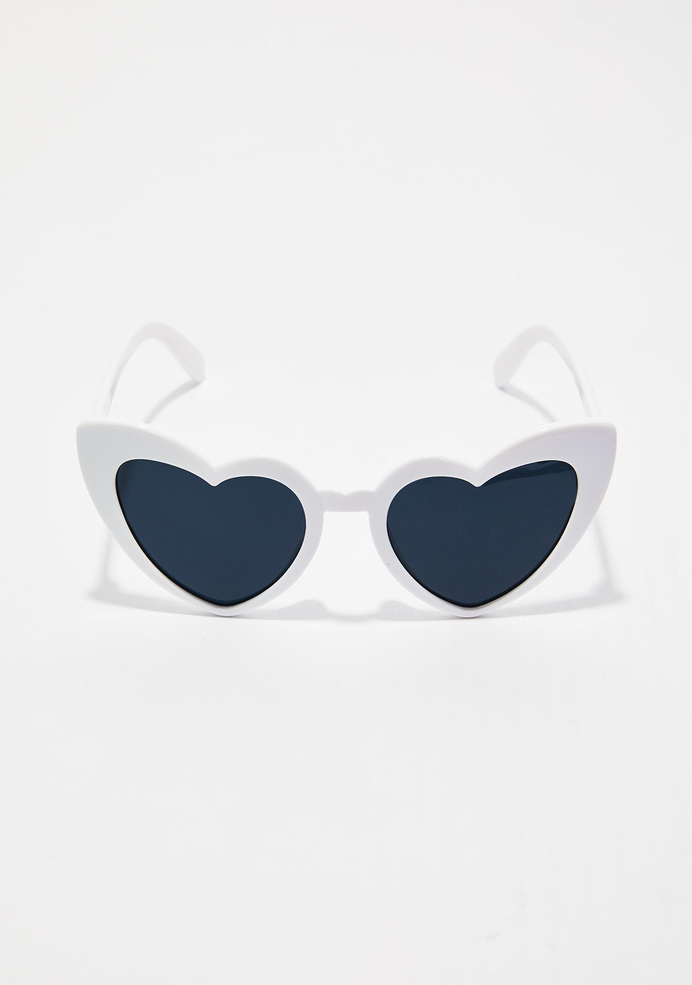 Ice Love Me Heart Sunglasses