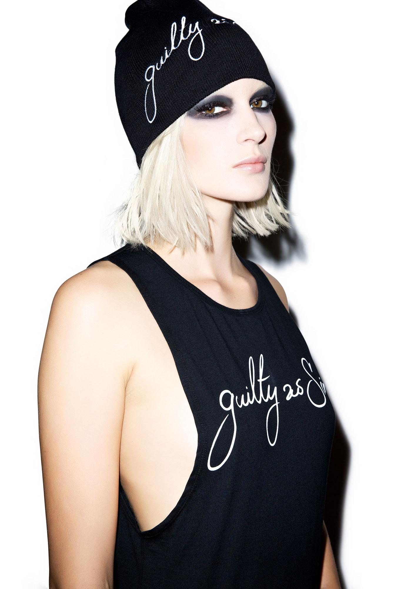 Black Scale Guilty As Sin Tank