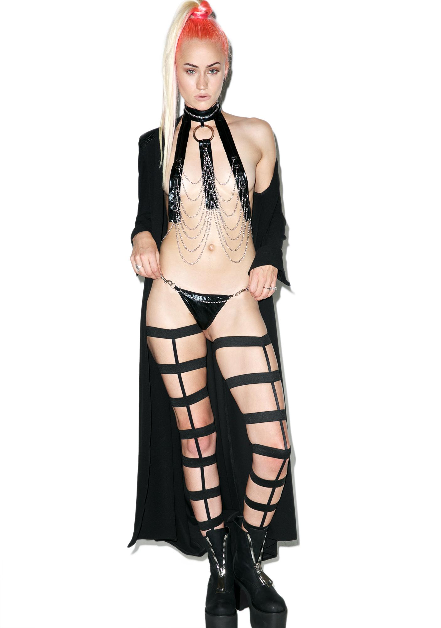 Wicked Chain Harness Set