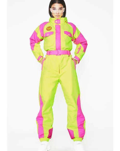 Powder Blaster Ski Suit