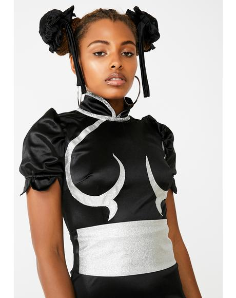 Lunar Warrior Costume Set