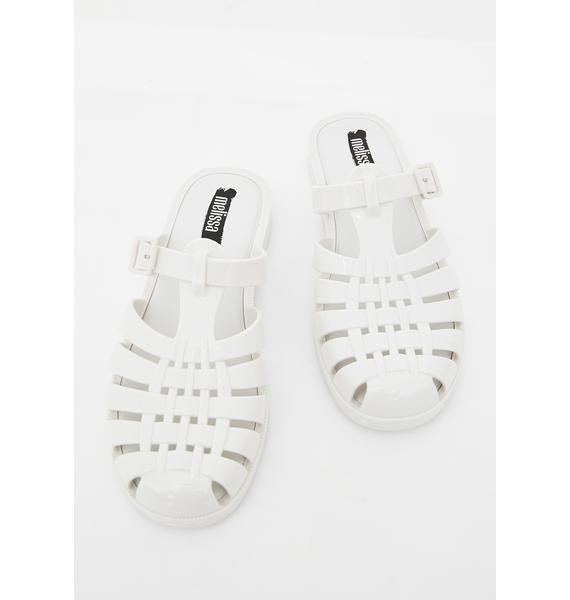Melissa Pure Possession Slide Jellies
