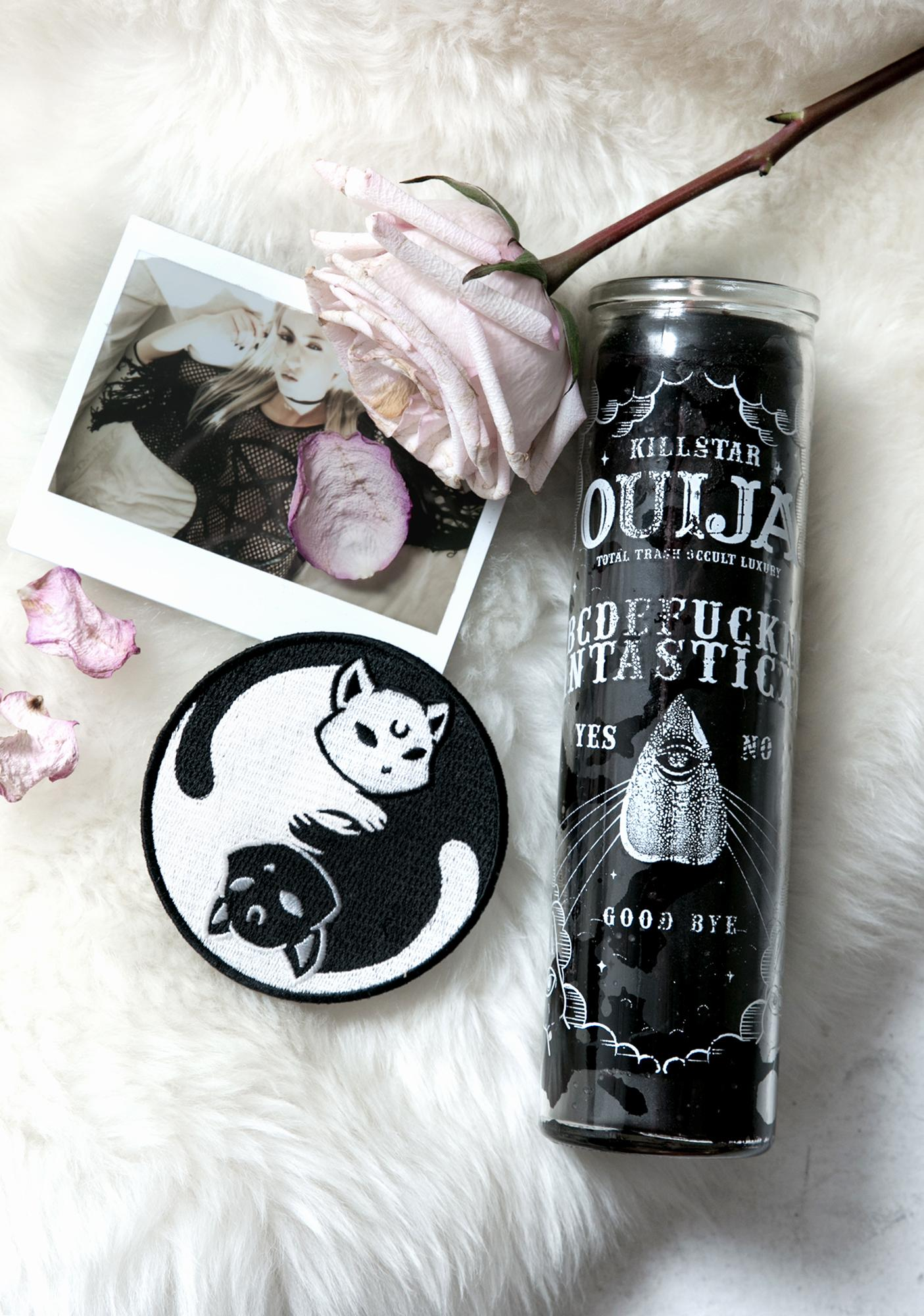 Killstar Ouija Candle