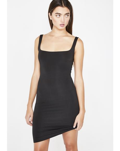 Flawless Flaunt Mini Dress