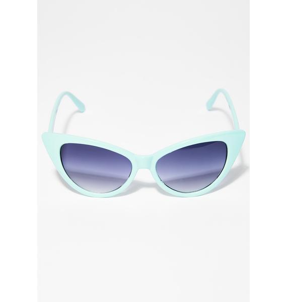 Icy Feels Cat Eye Sunglasses
