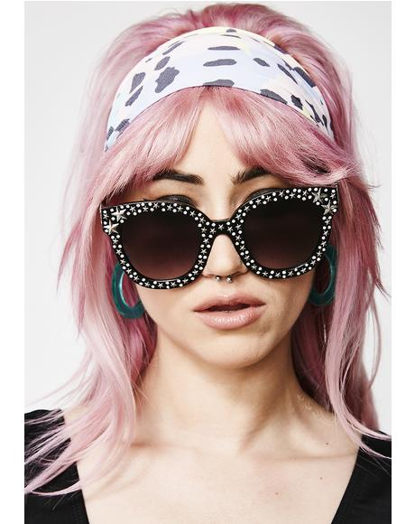 Take The Fame Star Sunglasses