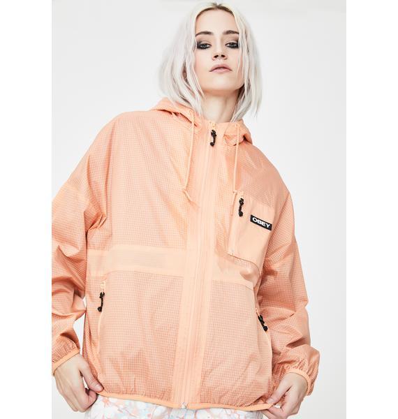 Obey Riverbed Zip Up Jacket