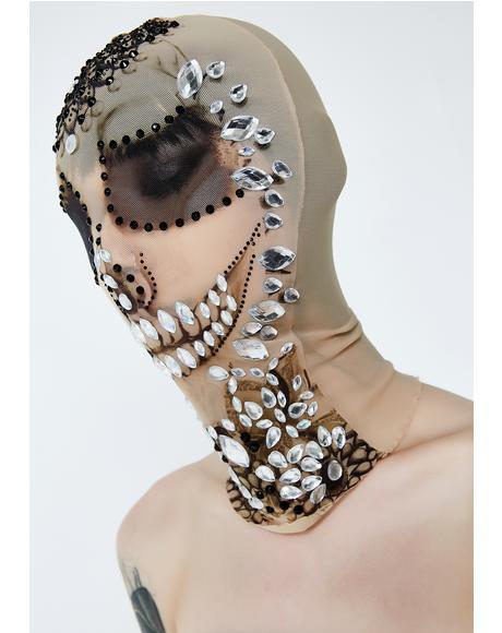 Dead Alive Skull Mask