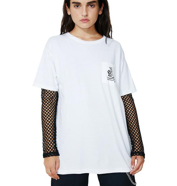Obey Bad Luck Premium Pocket Tee