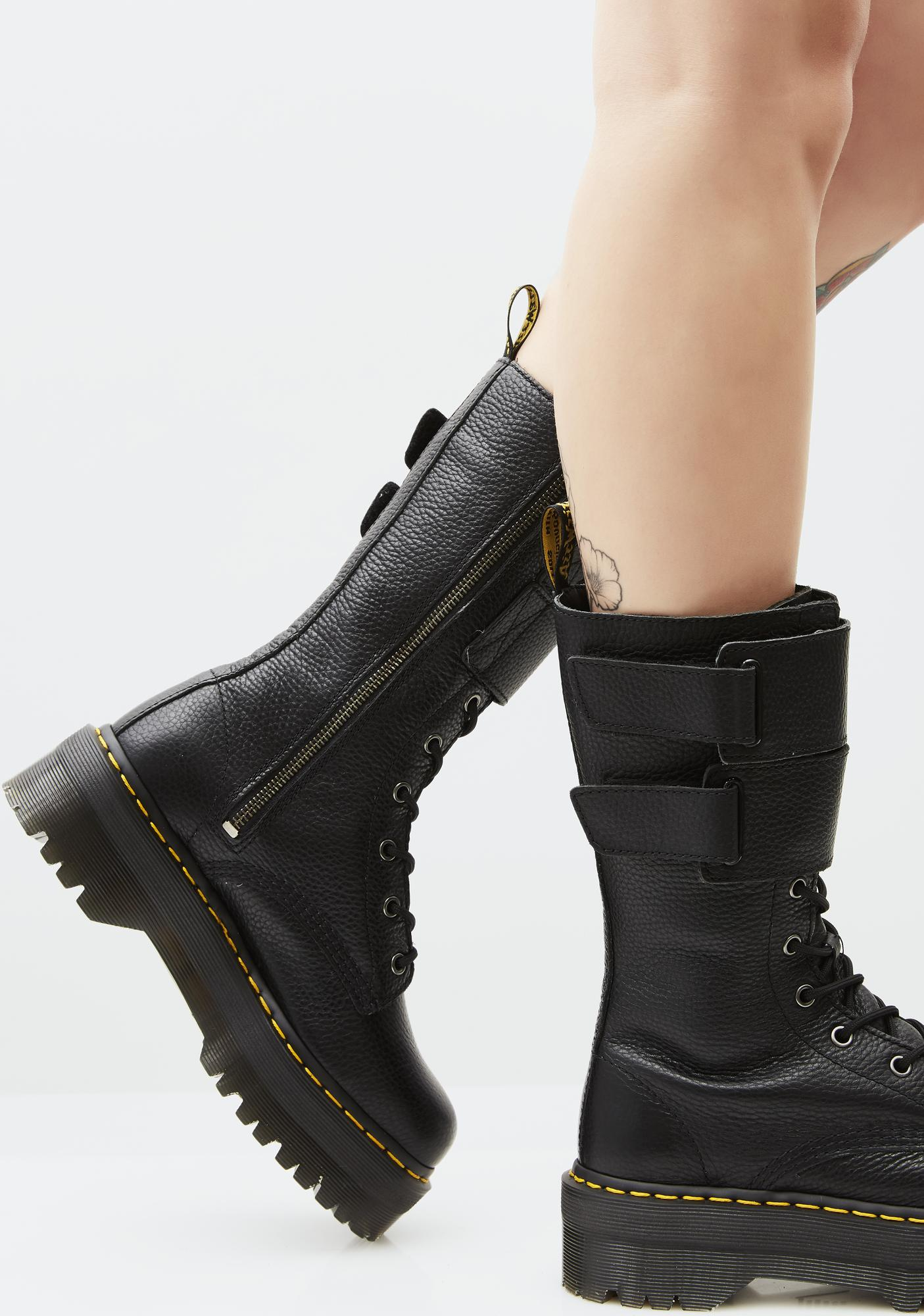 lace up in fast delivery good Jagger Boots