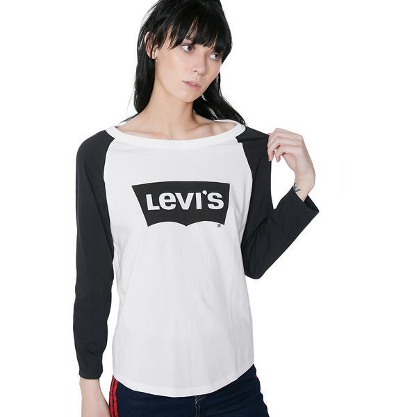 Levis The Rocker Raglan